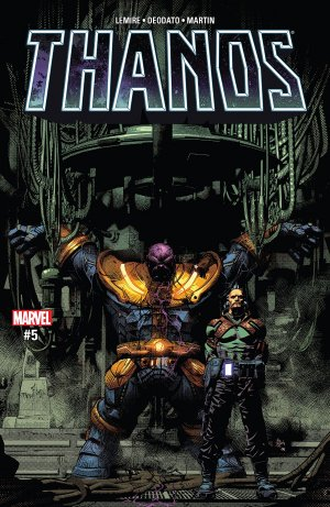 Thanos # 5 Issues V2 (2016 - 2018)