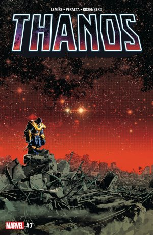 Thanos # 7 Issues V2 (2016 - 2018)