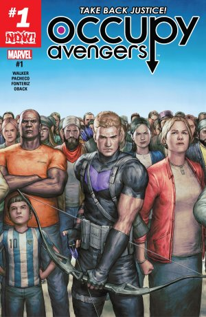 Occupy Avengers édition Issues (2016 - 2017)