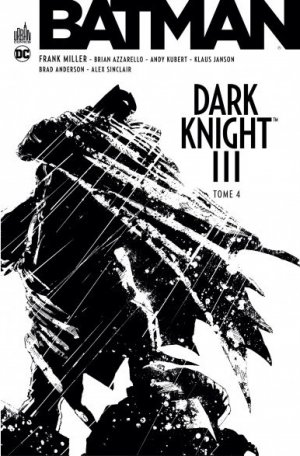 Dark Knight III - The Master Race T.4