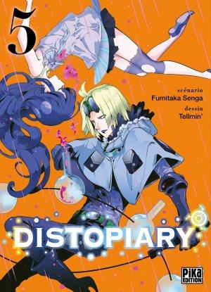 Distopiary T.5
