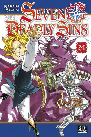 Seven Deadly Sins 24 simple