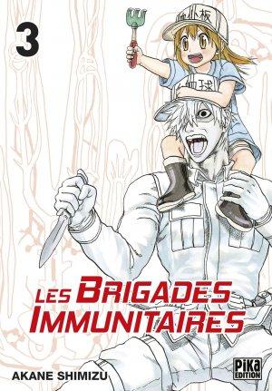 Les Brigades Immunitaires 3