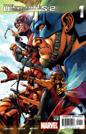 The Ultimates 2 # 1 Issues V1 (2004 - 2007)