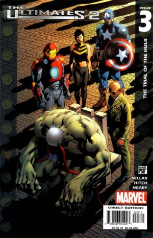 The Ultimates 2 # 3 Issues V1 (2004 - 2007)
