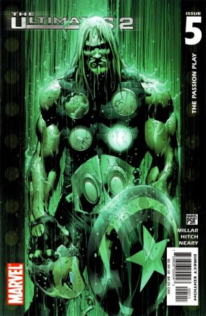 The Ultimates 2 # 5 Issues V1 (2004 - 2007)