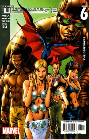 The Ultimates 2 # 6 Issues V1 (2004 - 2007)