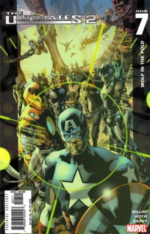 The Ultimates 2 # 7 Issues V1 (2004 - 2007)