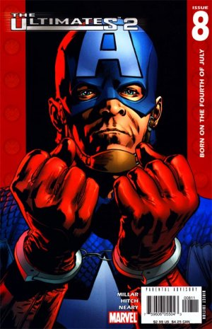 The Ultimates 2 # 8 Issues V1 (2004 - 2007)