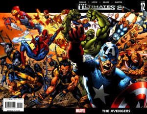 The Ultimates 2 # 12 Issues V1 (2004 - 2007)