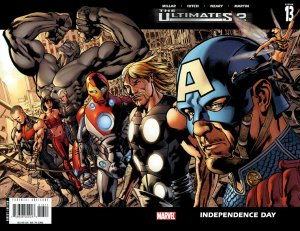 The Ultimates 2 # 13 Issues V1 (2004 - 2007)