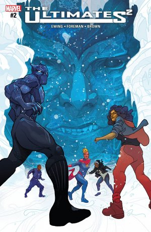 The Ultimates 2 # 2 Issues V2 (2016 - 2017)