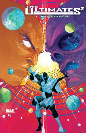 The Ultimates 2 # 3 Issues V2 (2016 - 2017)
