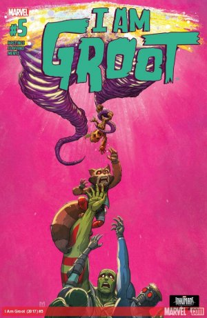 I Am Groot # 5 Issues (2017)