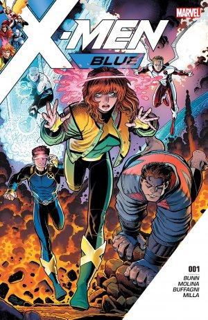 X-Men - Blue édition Issues (2017 - 2018)