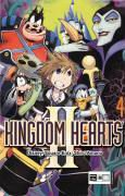 couverture, jaquette Kingdom Hearts II 4 Allemande (Egmont manga)