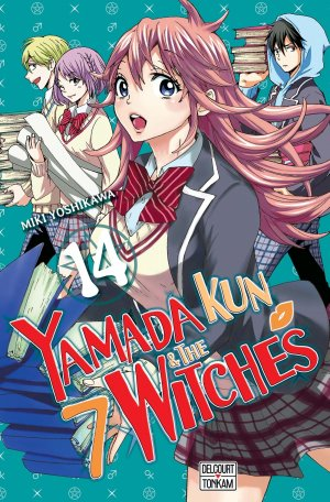 Yamada kun & The 7 Witches # 14