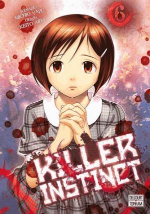 couverture, jaquette Killer instinct 6  (Tonkam)