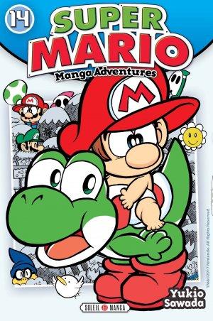Super Mario 14 Manga adventures