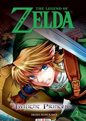 The Legend of Zelda - Twilight Princess T.2