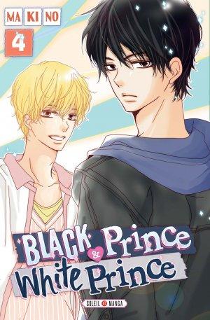Black Prince & White Prince 4 Simple