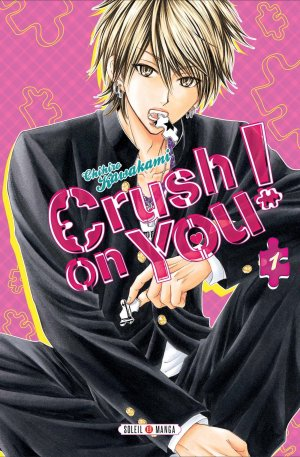 Crush on you! édition Simple