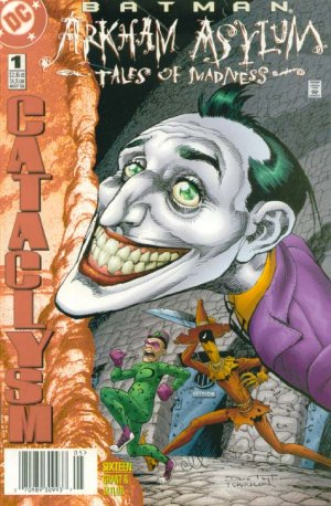 Batman Arkham Asylum - Tales of Madness édition Issues (1998)