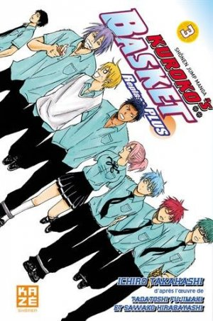 Kuroko's Basket Replace PLUS 3 Simple