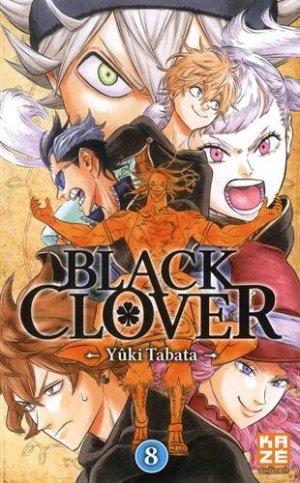 Black Clover # 8