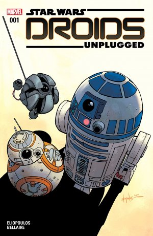 Star Wars - Droids Unplugged édition Issue (2017)