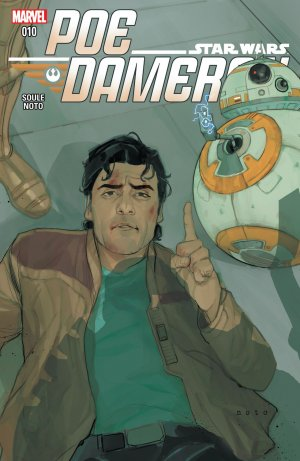 Star Wars - Poe Dameron # 10