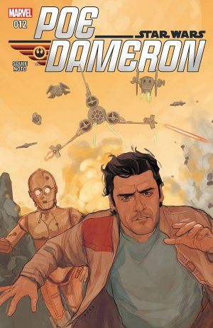 Star Wars - Poe Dameron # 12