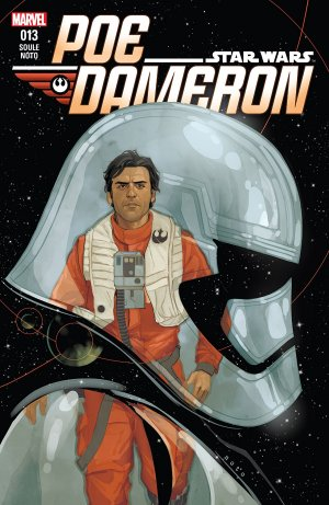 Star Wars - Poe Dameron 13