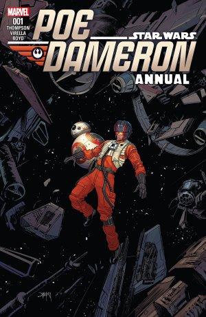 Star Wars - Poe Dameron # 1 Annuals (2017 - 2018)