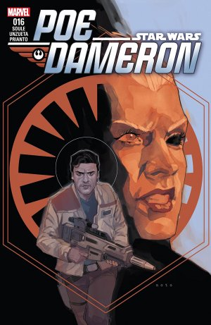 Star Wars - Poe Dameron # 16