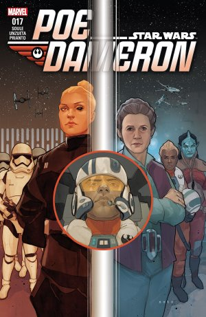 Star Wars - Poe Dameron # 17