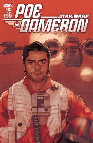 Star Wars - Poe Dameron # 18
