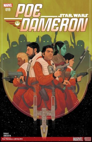 Star Wars - Poe Dameron # 19