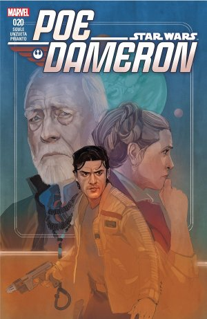 Star Wars - Poe Dameron # 20