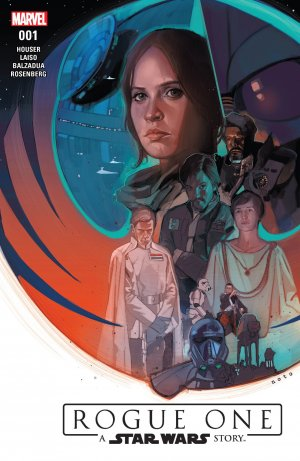 Star Wars - Rogue One édition Issues (2017)