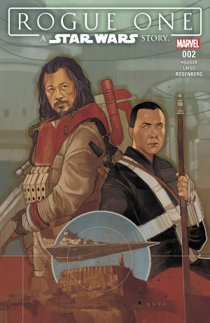 Star Wars - Rogue One # 2 Issues (2017)
