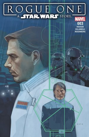 Star Wars - Rogue One # 3 Issues (2017)