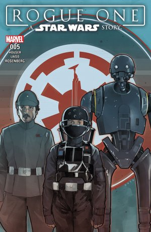 Star Wars - Rogue One # 5 Issues (2017)
