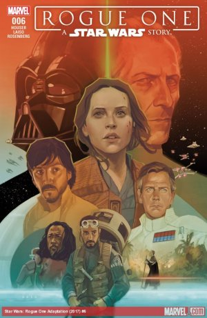 Star Wars - Rogue One # 6 Issues (2017)
