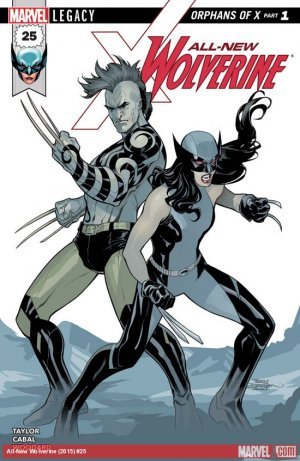 All-New Wolverine # 25 Issues (2015 - 2018)