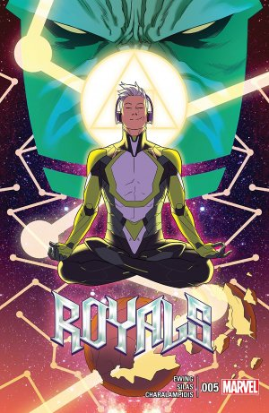 Royals # 5 Issues (2017)