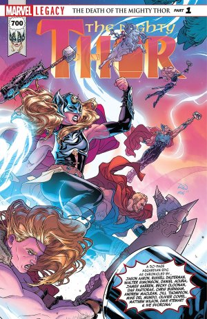 The Mighty Thor # 700 Issues V2 (2015 - 2018)