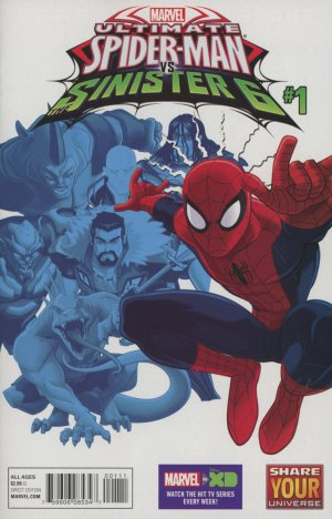 Marvel Universe Ultimate Spider-Man Vs. the Sinister Six édition Issues (2016 - 2017)
