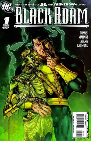 Black Adam - The Dark Age édition Issues (2007 - 2008)