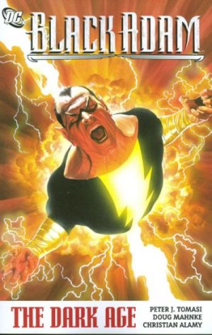 Black Adam - The Dark Age édition TPB softcover (souple)